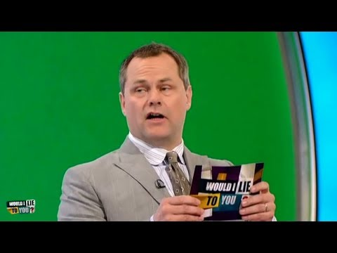 Jack Dee's word-association system - Would I Lie to You?