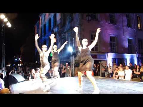 Fête des Images Place des Vosges- 24 Juin 2017  - Danse final