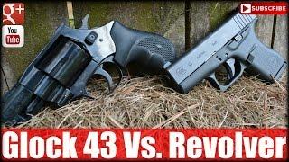 glock 43 vs revolver stop hating