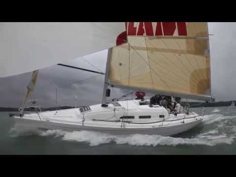 How to avoid and get out of a broach when sailing downwind