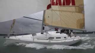 Sail Faster Sail Safer: How to avoid and get out of a broach when sailing downwind