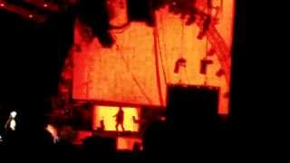 Karate by Brad Paisley @ First Midwest Bank Amphitheatre 5/11/2013