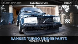 Bamse's Turbo Underpants - Part 6 - On the Road