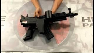 Tippmann X7 Phenom Assault Paintball Gun Walk-Through by HustlePaintball.com