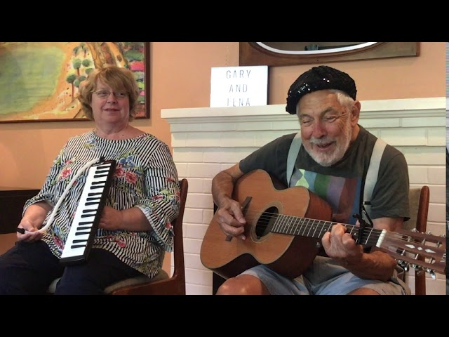 Gary and Jena video for the Harvest Festival 2020