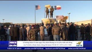 PHÓNG SỰ CỘNG ĐỒNG: Tưởng niệm 45 năm hải chiến Hoàng Sa tại Houston