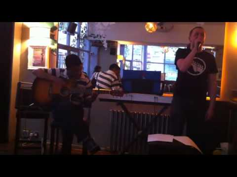 First ever live performance at Gigalum