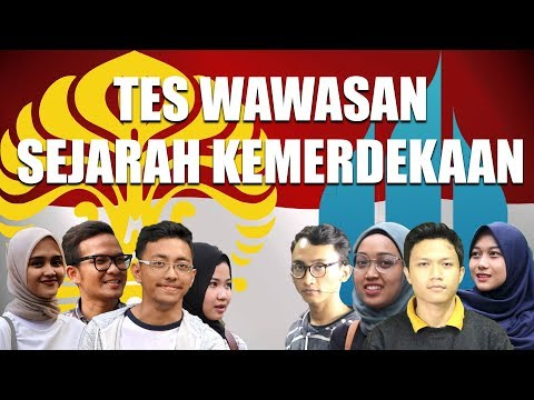MAHASISWA  UI Vs. MERCU BUANA | Tes Wawasan Sejarah Kemerdekaan | SOSMEN #3