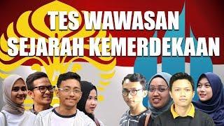 MAHASISWA  UI Vs. MERCU BUANA | Tes Wawasan Sejarah Kemerdekaan | Social Experiment
