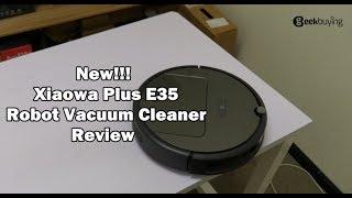 Xiaomi Roborock Xiaowa Plus E35 new robot vacuum cleaner