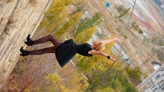 Отдых в Одессе. Скалолазание. Фотосессия девушек. Приключения(Привет! Вы на канале Украина Online. И это первое наше видео! Это трейлер к основному видео от том как мы провели..., 2015-10-28T03:39:20.000Z)