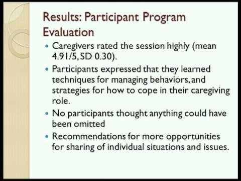 Caregivers of Individuals with ALS & Cognitive and Behavioural Impairment Pilot Study