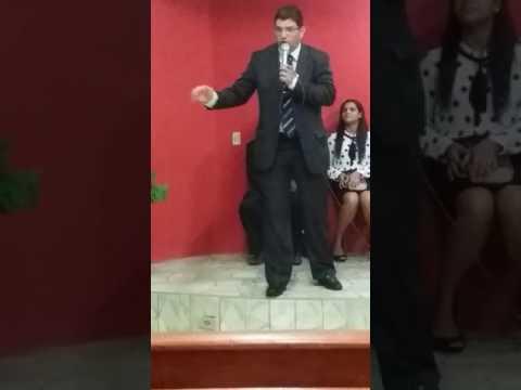 PR. Mario Luiz Na ASS. De Deus Campinas No Saleiro