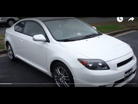 2007 Scion tC Release Series 3.0 Walkaround, Start up, Tour and Overview