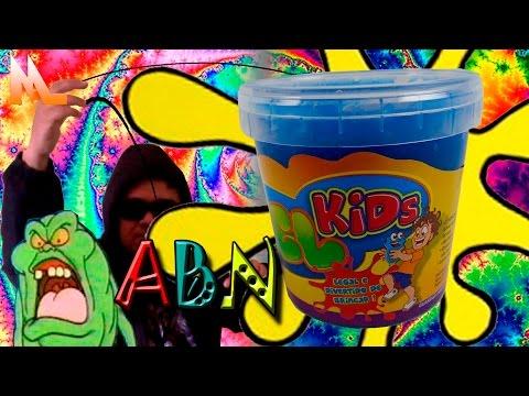 Geleca Gel Kids (Genérico Amoeba) - ABN #38