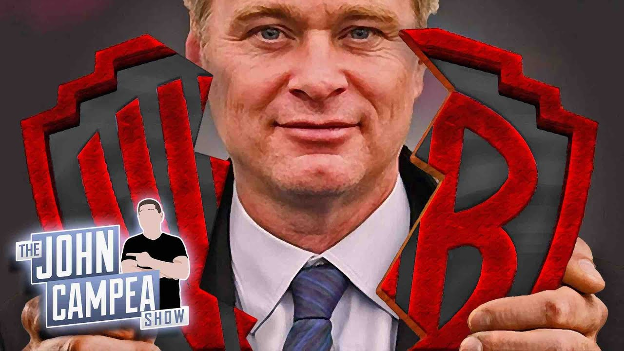 Christopher Nolan Ending Relationship With Warner Bros Over HBO Max Plan - The John Campea Show