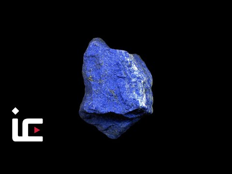 "Asia Wired - Afghan ""Blood Lapis"" Gemstone"