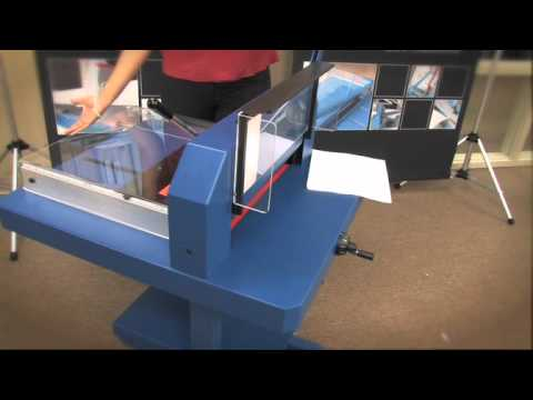 Dahle 846 (500) Sheet Stack Paper Cutter