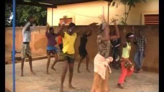 Danse du Burkina Faso