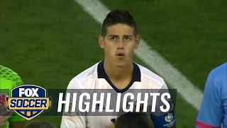 Colombia vs. Paraguay | 2016 Copa America Highlights