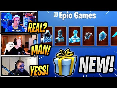 STREAMERS React *NEW* FROZEN LEGENDS PACK!! (Red Knight, Love Ranger & Raven) BUNDLE!! - Fortnite
