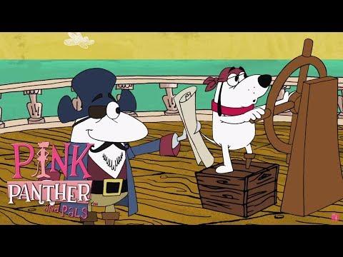 Pink Panther v. Pirate Big Nose! | 56 Min Compilation | Pink Panther and Pals