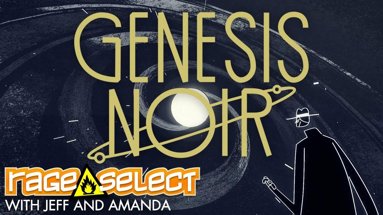 Genesis Noir (The Dojo) Let's Play