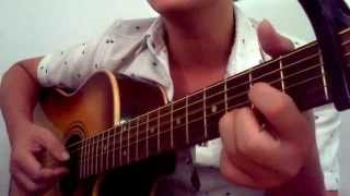 CHIA XA (TUẤN HƯNG) -GUITAR COVER- HỢP ÂM CỰC CHUẨN