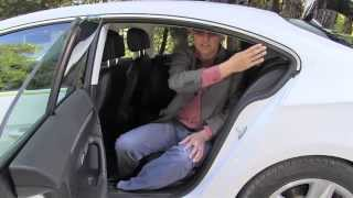 2012 Volkswagen CC Review (formerly the Passat CC)