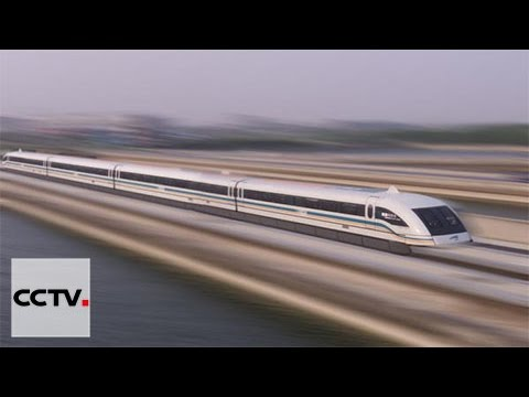China plans to develop 600km/h rail line