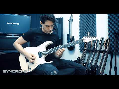 SYNDRONE - Cyborg Nephilim Guitar Playthrough (feat.  Paul Wardingham)