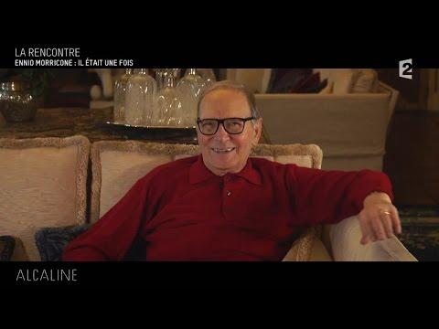 Alcaline, le Mag : Rencontre avec Ennio Morricone