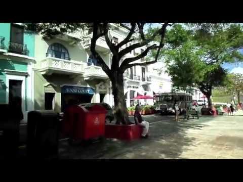 Vlog 3 Center Of Old San Juan, Puerto Rico