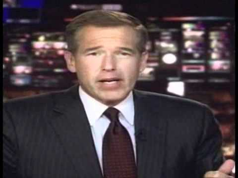 Brian Williams Talks about Block Island, RI - NBC Nightly News