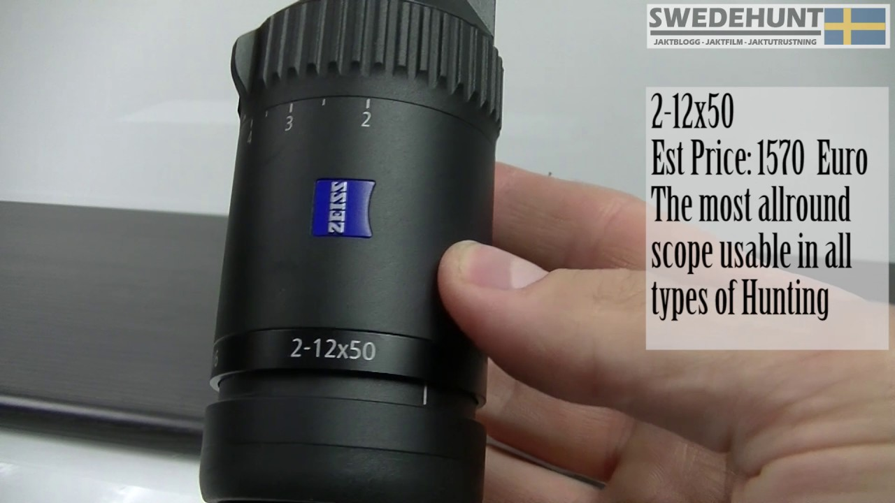 Zeiss Conquest® V6 Review - ALL MODELS - Swedehunt