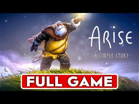 ARISE A SIMPLE STORY Gameplay Walkthrough Part 1 FULL GAME [1080p HD 60FPS PS4 PRO] - No Commentary