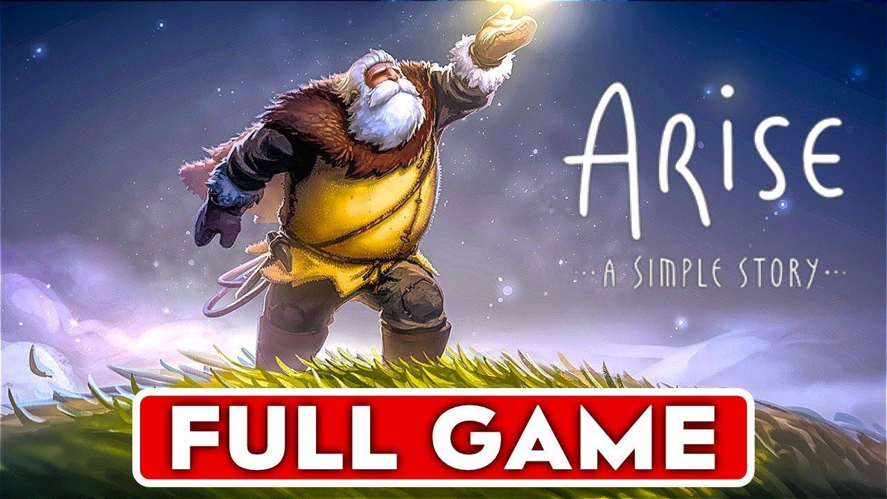 ARISE A SIMPLE STORY Présentation du gameplay - Partie 1 - Jeu complet [1080p HD 60FPS PS4 PRO] - Aucun commentaire + vidéo