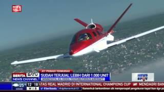 Wow, Pesawat Jet Pribadi Termurah Rp 26 Miliar