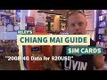 How to: 4G SIM Cards in Thailand – Chiang Mai / Bangkok Tips & Tricks Travel Guide – What to Know
