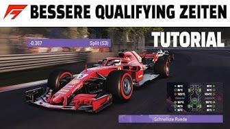 BESSERE QUALIFYING ERGEBNISSE ERZIELEN IN F1 GAMES   Tipps & Tricks Deutsch/German