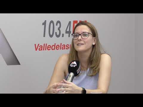 Entrevista en estudio Rosa M. Ruiz Fiestas Patronales #Aspe 2019