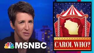 Wisconsin Republicans Add Mysterious 'Carol' To Election Review Circus