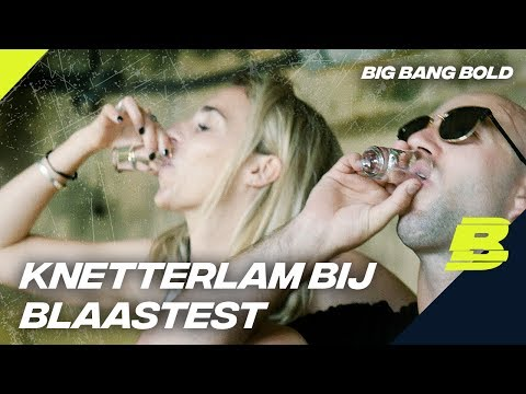 HOE OMZEIL JE EEN BLAASTEST? | BIG BANG BOLD - Concentrate BOLD