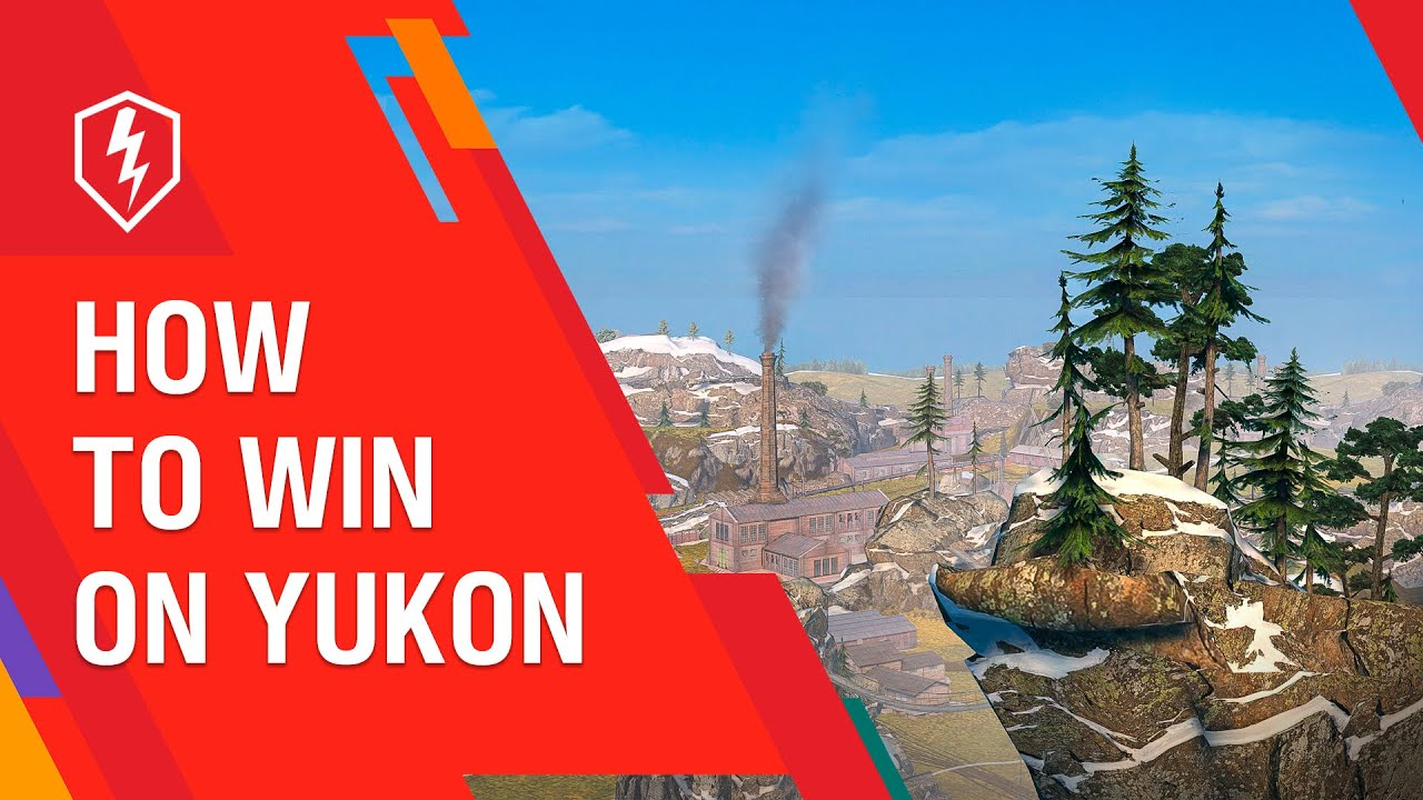 WoT Blitz. Tutorial. How to Win on Yukon