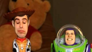Parodie Toys Story - la bande annonce du film