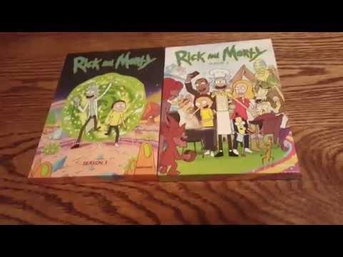 rick morty season 2 dvd review youtube