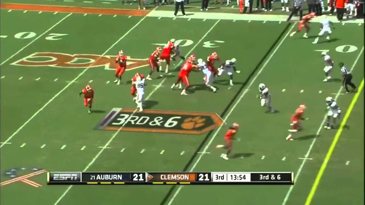 Clemson vs Auburn 2011 Football Highlights - YouTube