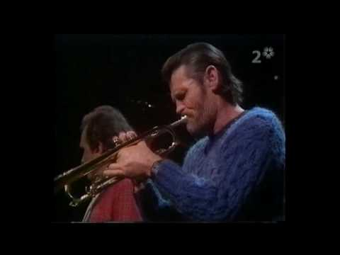 "Stan Getz and Chet Baker, ""Airegin, (Sonny Rollins)"", Stockholm 1983"