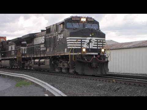 Railfanning Adventures on the NS Pittsburgh Line Day 3 Galitzen Tunnels Part 2