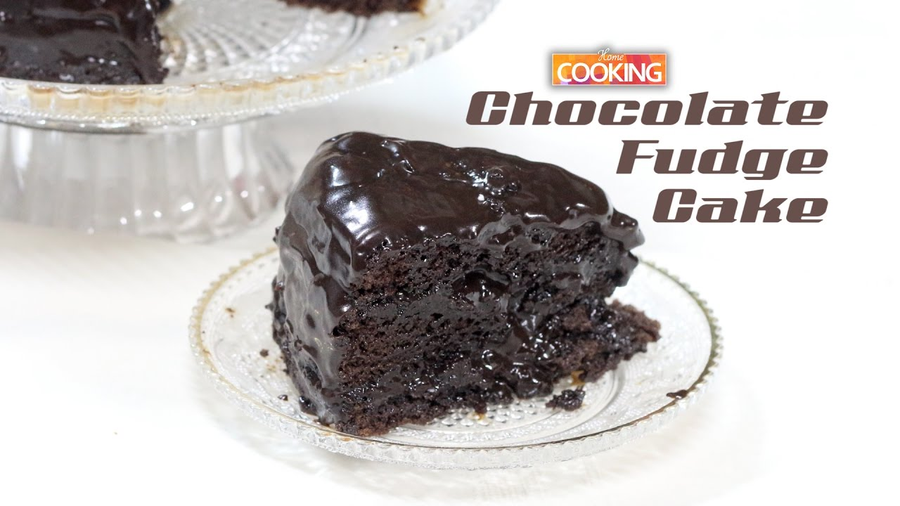 Easy chocolate fudge cake how to make chocolate fudge for Simple chocolate fudge cake